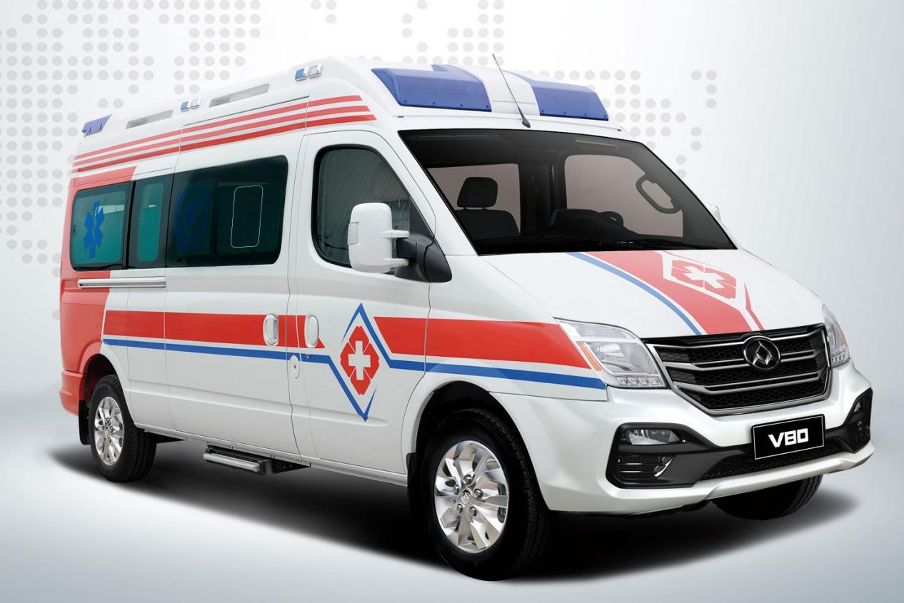 白鸟牌转运救护车