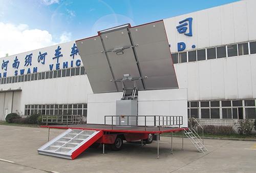 江苏4.2m三侧舞台车